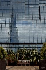 The Shard Reflected (Punjabisoul) Tags: reflection london shard