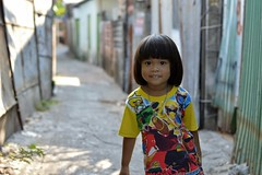 cute girl (the foreign photographer - ) Tags: cute girl portraits thailand child bangkok khlong bangkhen thanon apr272014nikon