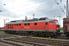 232 093-5 DB Schenker - Oberhausen 09.05.14 (departing) (Paul David Smith (Widnes Road)) Tags: 230 130 232 lud ludmilla baureihe br242 class242 class232 db232 dbagclass242