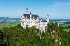 Neuschwanstein (clara.tardis) Tags: neuschwanstein castle allgu bavaria germany lumix g6 panasonic 20mm