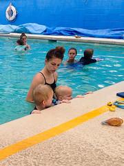 20160630_Shannon_phone_0022.jpg (Ryan and Shannon Gutenkunst) Tags: carsongutenkunst codygutenkunst floundersclass sunshineswimschool lessons monkeywalk pool swimming water tucson az usa