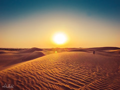 UAE Desert (lvertel) Tags: uae desert trip sun sunset sand beautiful photography amateur canon sx60