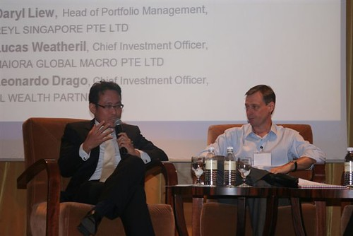 Panel: Reassessing the changing role of ETFs in diversification of portfolios