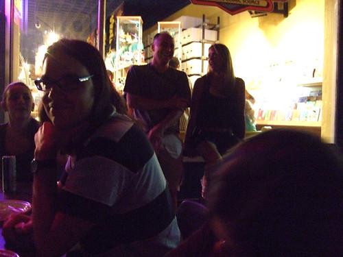 HEROESCON 2011 :: Tom Scioli, Still Smiling