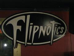 2011_05_27 Flipnotics Sign