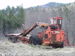KBL (The Koehring Guy) Tags: new trees forestry logs loader feller kbl brunsick forwarder koehring delimber