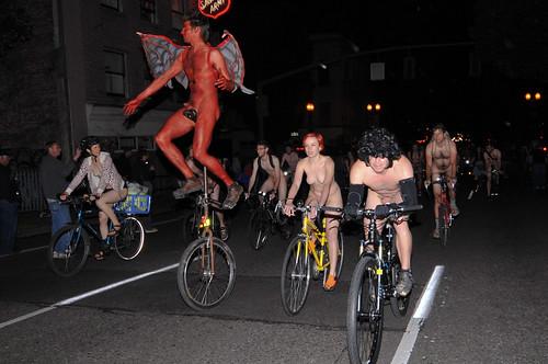 World Naked Bike Ride 2011-31-31