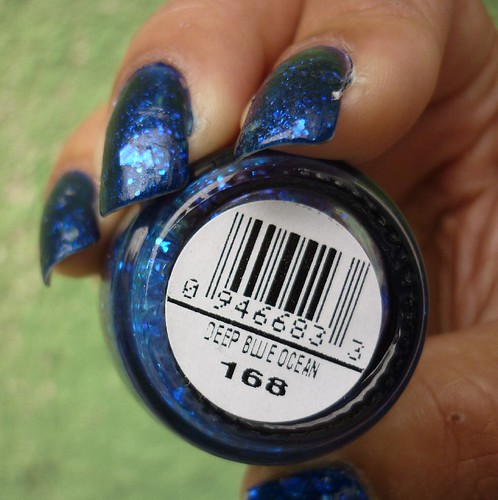 Deep Blue Ocean - Sinful Colors e Blue Lake - Cora