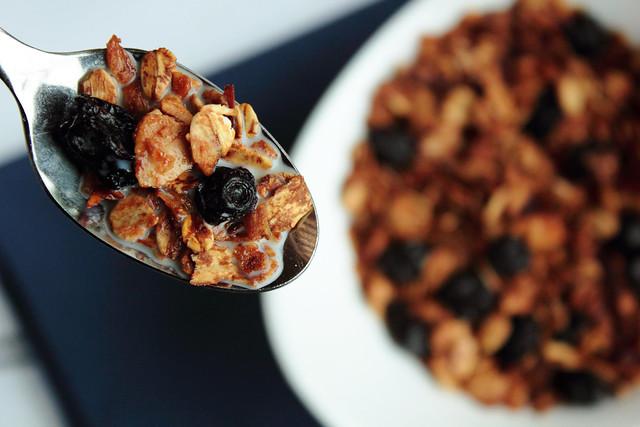 Dried Blueberry Granola