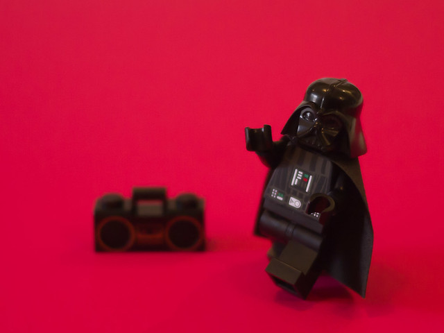Dancin' Vader'