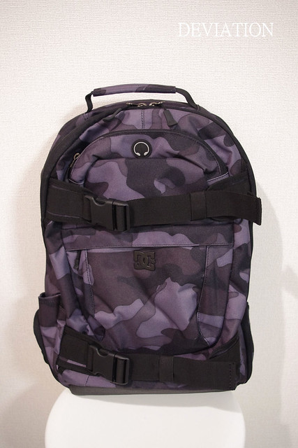 DC SHOES / backpacks