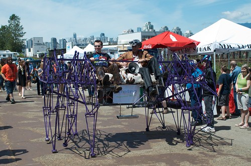 Vancouver 2011 Mini Maker Faire