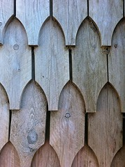 Shapes Timber Shingle