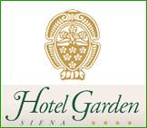 hotel garden a Siena