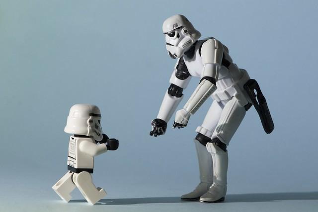 Stormtrooper's Family Album Photos