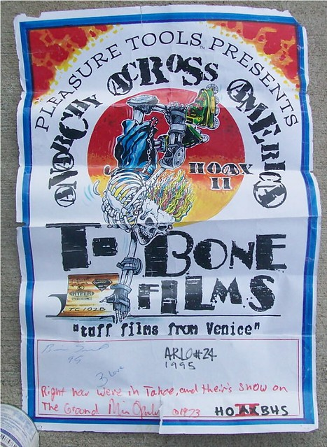 Signed Hoax Poster on Ebay!!!!