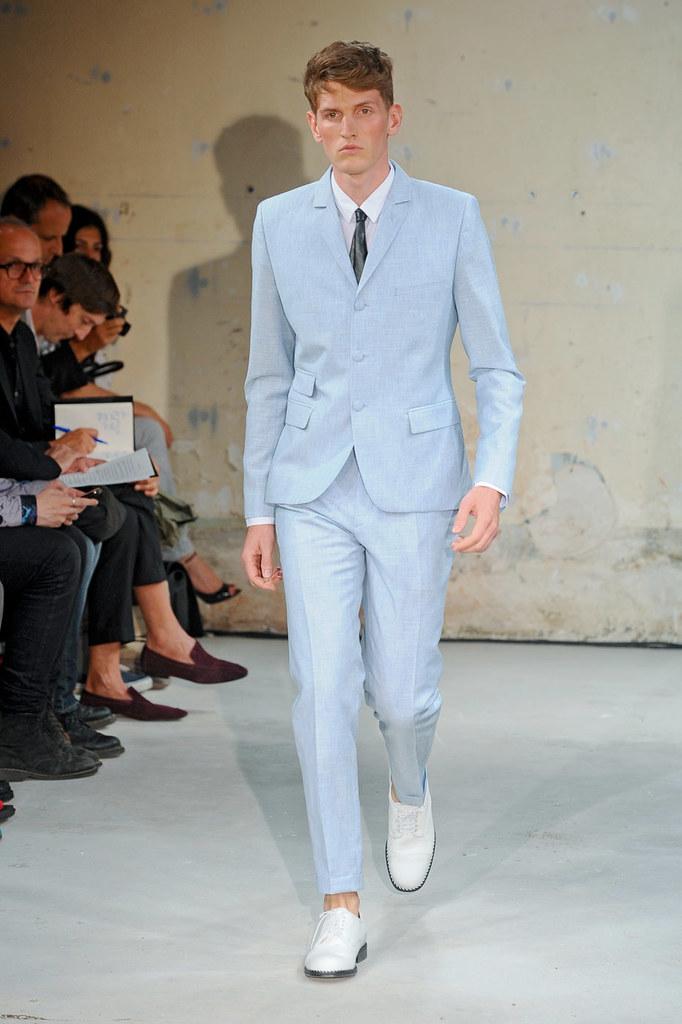 SS12 Paris Christian Lacroix012(Homme Model)