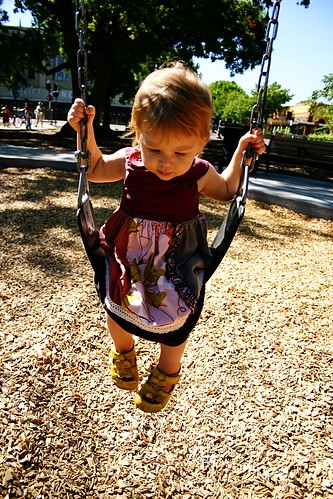 finley swinging