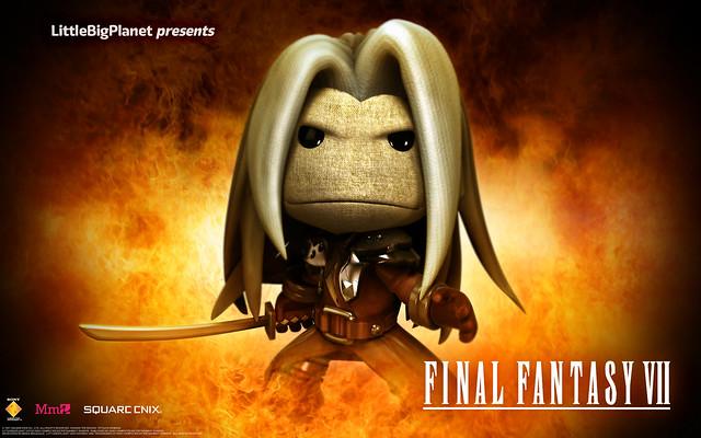 LittleBigPlanet 2: Sephiroth