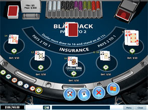 Blackjack Surrender Multiplayer Strategy