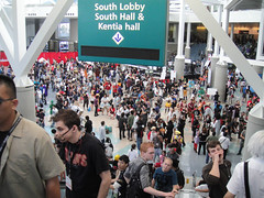 Anime Expo 2011 - the crowds