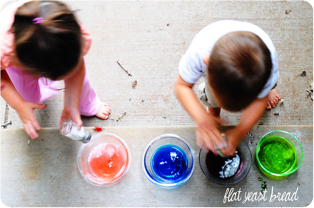 play at home mom {science class}