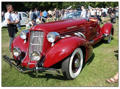 1935 Auburn 851 Speedster. Cartier 'Style et Luxe' Goodwood Festival of Speed 2011 (Antsphoto) Tags: auto uk classic car sussex britain historic american fos motorracing goodwood carshow motorsport racingcar chichester autosport motorcar sigma1020mm 2011 boattail hstoric goodwoodfestivalofspeed goodwoodhouse canoneos40d antsphoto 1935auburn851speedster anthonyfosh goodwoodfestivalofspeed2011 gooodwoodhouse