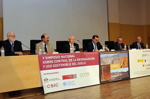 Simposio nacional desertificación CMN 2
