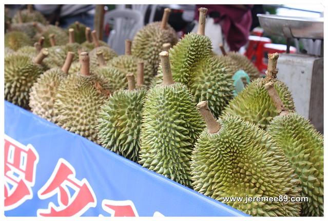 Pesta Durian @ Balik Pulau - Durian 2