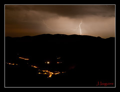 Tormenta (J.Izaguirre) Tags: storm olympus tormenta soba rayo zuiko temporal lagandara