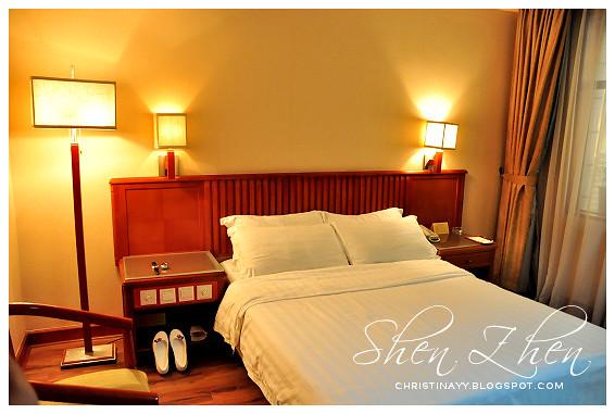 Shen Zhen: Lee Garden Inn (丽苑酒店)