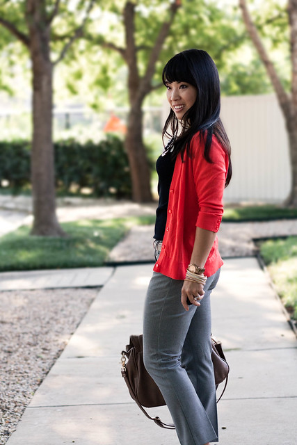 gap shrunken cardigan slipper red express tweed notch back cropped pants forever 21 chic leatherette gray stilettos mk5430 forever 21 pebbled leatherette bag the limited silver flower belt