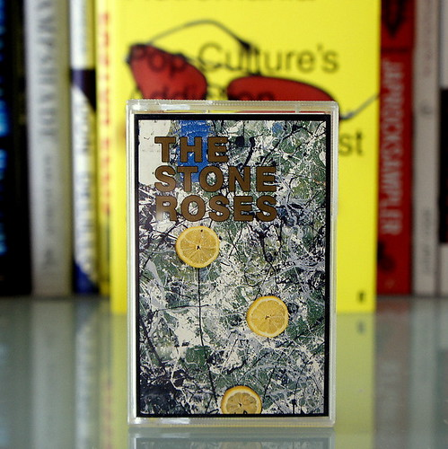 the stone roses : s/t (tape) by japanese forms