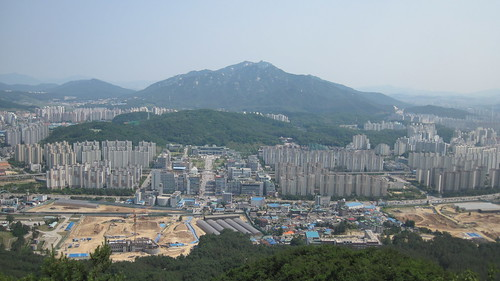 Picture from Cheonbosan Mountain