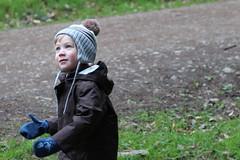 Egg Hunting (Kninki) Tags: woods boychild 060412 hpad