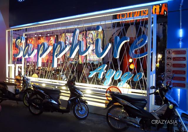Sapphire a-go-go, Pattaya, Thailand