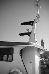 Old fishing boat (sort of) (Johnh111003) Tags: life old lighthouse boat fishing ship bell tourist trawler radar buoy attraction johnh111003 lacoruaspainespaniatorredeherculesherculestower