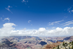 Clouds on Grand Canyon (Michele Cannone) Tags: sky usa clouds landscape grandcanyon canyon