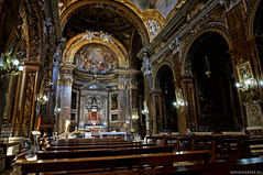 "San Silvestro in Capite • <a style=""font-size:0.8em;"" href=""http://www.flickr.com/photos/89679026@N00/14154827082/"" target=""_blank"">View on Flickr</a>"