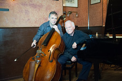 Roger Davidson, piano; Pablo Asian, bass