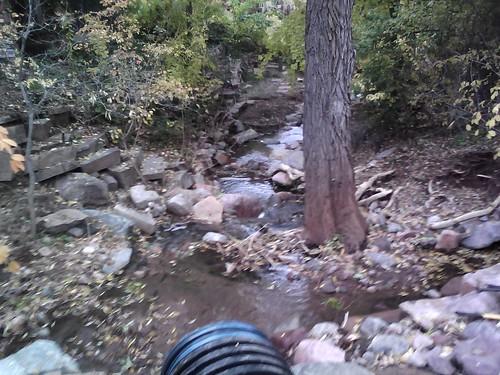 Photo - Gregory Canyon Creek Flooding
