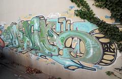 Lens. (universaldilletant) Tags: lens graffiti frankfurt brav
