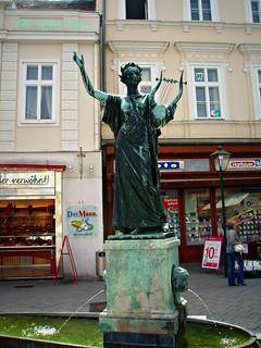 Erato Brunnen, Baden bei Wien