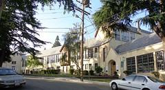 (sftrajan) Tags: california school architecture berkeley escuela nationalregisterofhistoricplaces hillsideelementaryschool germaninternationalschoolofsiliconvalley walterhratcliffjr