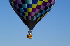 Hot air Travel (c.m.sturgeon) Tags: 500px hot air balloon blue sky flying floating travel beautiful canon5dmkiii cmsturgeon sharp photo close zoom art2lifephotography