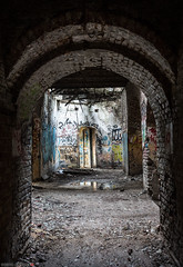 _O7A9158 (AntonyCASAFilms) Tags: urbex ue abandoned derelict decay fort military 19th century chartreuse