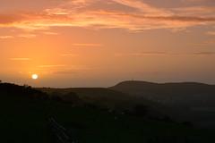 Sunset over Cardigan Bay (williammizen) Tags: aberystwyth wales sunset countryside mid cardigan bay ceredigion cymru rheidol vale ystwyth hills mountains outdoor sky clouds