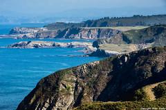 Lnea de costa (cvielba) Tags: acantilados asturias cabopeas mar