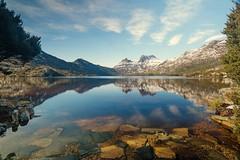 IMG_9285 (Albert-Ang) Tags: cradle mountain tasmania snow spring winter snowy park dove lake
