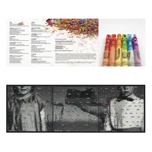 Crayon Politics/GESCHA Insert/interior